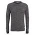 Oliver Spencer Men's Highgrove Crew Neck Sweatshirt- Charcoal: Image 1