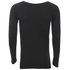 Myprotein Seamless Performance Long Sleeve Top, Herr - Svart: Image 2