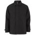 Luke Men's Enforcer Clean Mac Coat - Jet Black: Image 1