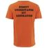 TSPTR Men's Charlie Brown T-Shirt - Orange: Image 2