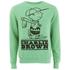 TSPTR Men's Charlie Brown Crew Neck Sweatshirt - Green: Image 1