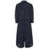 French Connection Women's Embellished Long Kimono - Navy: Image 2