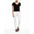 Maison Scotch Women's La Parisienne Plus Jeans White Lie - White: Image 2