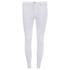Maison Scotch Women's La Parisienne Plus Jeans White Lie - White: Image 1