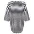 Maison Scotch Women's Home Alone Boxy Fit Short Sleeve Sweatshirt - Multi: Image 3
