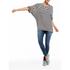 Maison Scotch Women's Home Alone Boxy Fit Short Sleeve Sweatshirt - Multi: Image 2