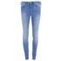 Maison Scotch Women's Haut Jeans Holiday Treat - Blue: Image 1