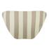 Solid & Striped Women's The Morgan Bikini Bottom - Nude & Cream: Image 2