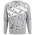 Carven Men's Sweater - Grey: Image 1