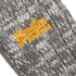 Superdry Men's Double Pack Hiker Socks - Mid Grey Twist/Cobalt Blue: Image 2