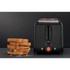 Dualit 26410 Studio 2 Slice Toaster - Black: Image 3