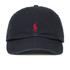 Polo Ralph Lauren Men's Classic Sports Cap - Black: Image 1