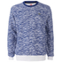 Lacoste Live Men's Printed Sweatshirt - Blue: Image 1