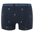 Bjorn Borg Men's Twin Pack Palms Boxers - Total Eclipse: Image 4