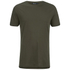 T by Alexander Wang Men's Oversized T-Shirt - Army: Image 1