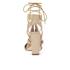 Loeffler Randall Women's Luz Tassel Block Heeled Sandals - Wheat: Image 3