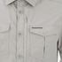 Craghoppers Men's Nosilife Adventure Short Sleeve Shirt - Parchment: Image 3