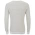 J.Lindeberg Men's Crew Neck Knitted Jumper - White: Image 2