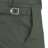 J.Lindeberg Men's Smart Trousers - Military Green: Image 3