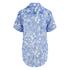 Carven Women's Short Sleeve Shirt - Blue: Image 3