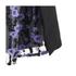 Carven Women's Floral Skirt - Black/Lilac: Image 4