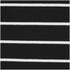 ONLY Women's Love Stripe Loose Top - Black: Image 3