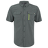 The North Face Men's Sequoia Short Sleeve Shirt - Spruce Green: Image 1