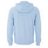 Lyle & Scott Vintage Men's Zip Through Hoody - Blue Marl: Image 2