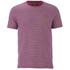 Lyle & Scott Vintage Men's Crew Neck Birdseye T-Shirt - Ruby: Image 1