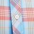 Lyle & Scott Vintage Men's Long Sleeve Check Shirt - Caribbean Sea: Image 4