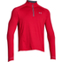 Under Armour Men's Launch Long Sleeve 1/4 Zip Top - Red: Image 1