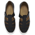 YMC Men's Punk Leather Sandal Trainers - Black: Image 2