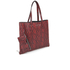 Marc By Marc Jacobs Womens Snake Wingman Shopping Tote Bag - Red: Image 2