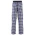 Tokyo Laundry Men's Richmond Check Lounge Pants - Olympian Blue: Image 2