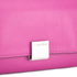 Calvin Klein Women's Kate Pebbled Leather Clutch Bag - Berry: Image 3