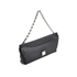 Calvin Klein Women's Kate Pebbled Leather Clutch Bag - Black: Image 2
