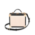 Aspinal of London Women's Mini Trunk Bag - Monochrome: Image 1