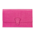 Aspinal of London Women's Classic Travel Wallet - Raspberry: Image 1