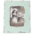 Bark & Blossom Blue Ceramic Photo Frame: Image 1
