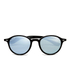 Ray-Ban Round Classic Sunglasses 49mm - Black: Image 1