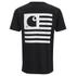 Carhartt Men's Short Sleeve State Back Print T-Shirt - Black: Image 2