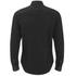BLK DNM Men's Fitted Denim Shirt - Pocono Black: Image 2