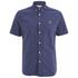 Penfield Men's Keystone Short Sleeve Shirt - Navy: Image 1