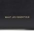 WANT LES ESSENTIELS Women's Liberty Travel Zip Wallet/Passport Cover - Black: Image 3