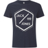 Jack & Jones Men's Core Hex T-Shirt - Navy Blazer: Image 1