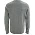 Jack & Jones Men's Core Noise Sweatshirt - Light Grey Melange: Image 2