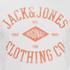 Jack & Jones Men's Originals Diamond T-Shirt - Cloud Dancer: Image 3
