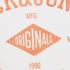 Jack & Jones Men's Originals Diamond T-Shirt - Cloud Dancer: Image 4