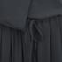 Gestuz Women's Clary Mini Dress with Tie Waist - Anthracite: Image 4