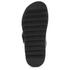 McQ Alexander McQueen Women's Stoke Bullet Sandals - Black: Image 5